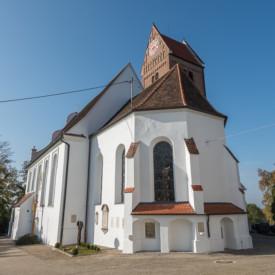 PFARRKIRCHE ST. VITUS, GEMPFING